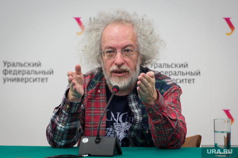 Алексей Венедиктов на лекции в УрФУ. Екатеринбург, венедиктов алексей