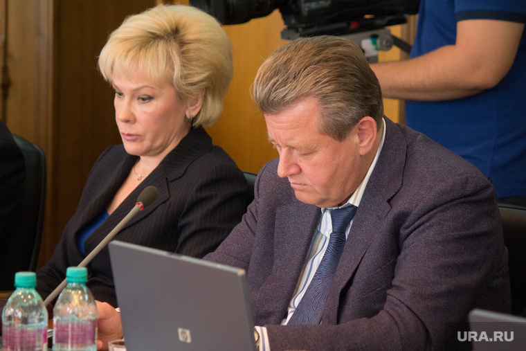 Заседание думы в администрации. Нижневартовск., бадина алла, тихонов василий