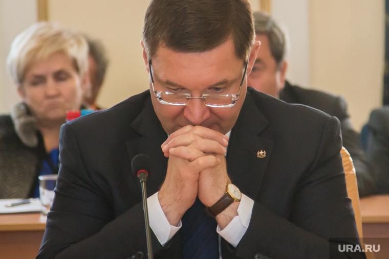 Заместитель руководителя администрации президента РФ Магомедсалам Магомедов в Кургане, якушев владимир
