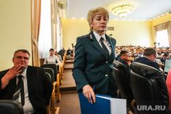 Тамара Зыкова, начальник УФНС по Тюменской области. Тюмень, зыкова тамара