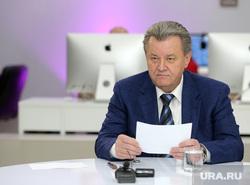 Пресс-конференция главы Нижневартовска Тихонова Владимира. Нижневартовск