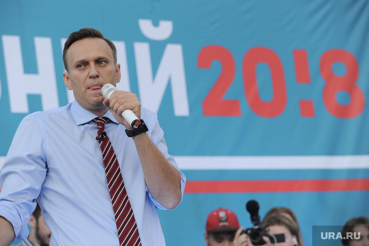 Встреча Алексея Навального с екатеринбуржцами. Екатеринбург, навальный алексей
