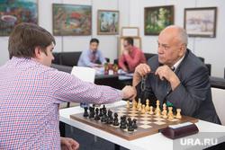 ИННОПРОМ-2015: третий день. Екатеринбург, шахматы