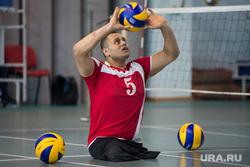 Тренировка паралимпийцев по волейболу. ДИВС. Екатеринбург, паралимпиец, волейбол, сборная египта