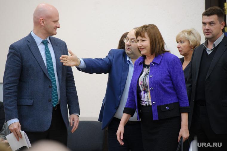 Обсуждение бюджета Свердловской области на 2018 год с бизнес-сообществом. Екатеринбург, кулаченко галина
