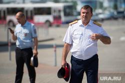 Прибытие мощей Георгия Победоносца в Екатеринбург, задорин валерий