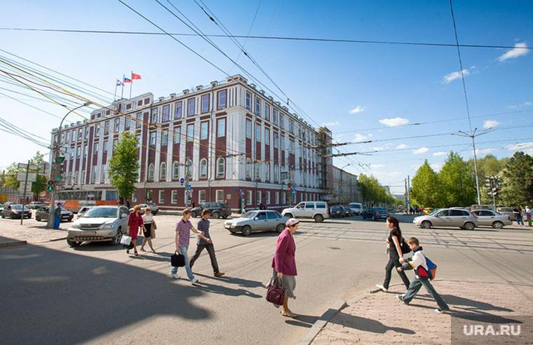 Пермь. Городские пейзажи, дума, люди, город пермь