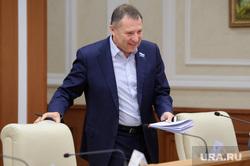 Согласительная комиссия по бюджету на 2018 год в заксобрании Свердловской области. Екатеринбург, вегнер вячеслав