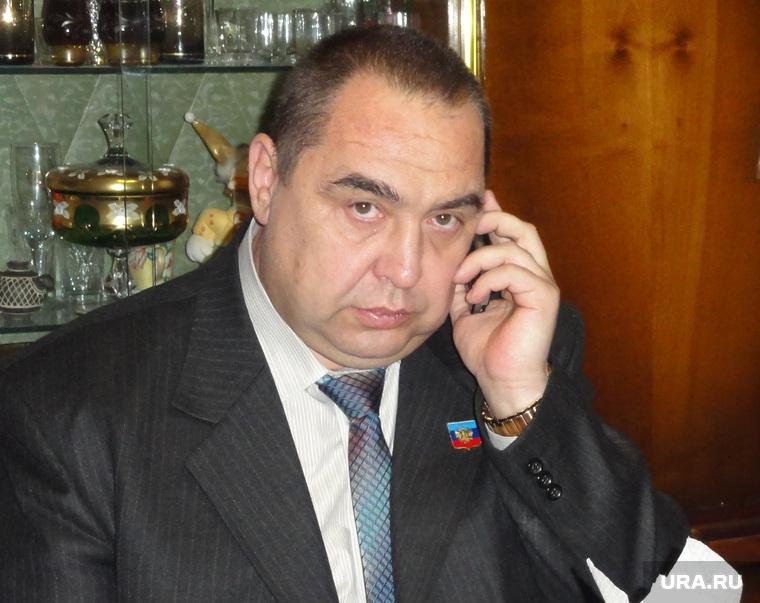 Глава ЛНР Игорь Плотницкий, плотницкий игорь