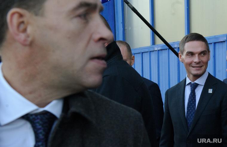 Визит президента Чехии Милоша Земана на УЗГА. Екатеринбург, соболев андрей, бадеха вадим