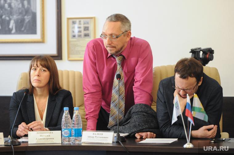 Активисты «СтопГОКа» покинули совещание Общественной палаты