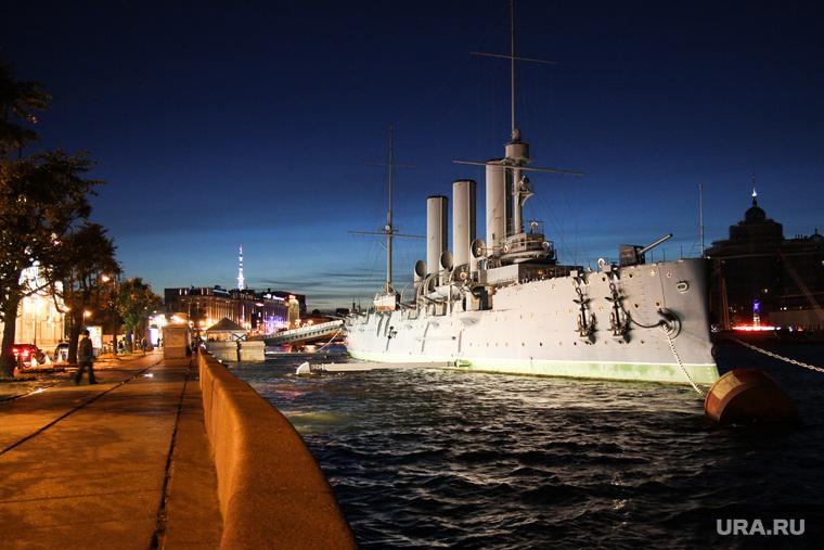 Клипарт. Санкт-Петербург, корабль, аврора, история, санкт-петербург