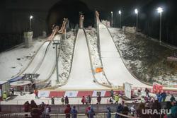 Кубок мира по прыжкам на лыжах с трамплина. Свердловская область, гора Долгая, гора долгая, трамплины