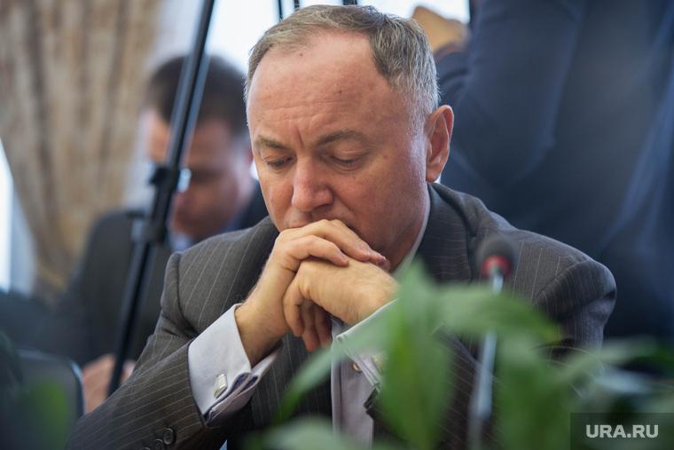 Заседание правительства СО по ситуации с банками. Екатеринбург, ананьев валерий