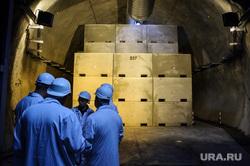 Пункт захоронения РАО компании PURAM. Венгрия, Батаапати, хранение радиационных отходов, пункт захоронения рао в батаапати, бетонный контейнер, подземное хранилище