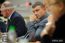 Заседание рабочей группы по созданию депутатской вертикали с Павлом Крашенинниковым. Екатеринбург, маслов александр, тестов виктор