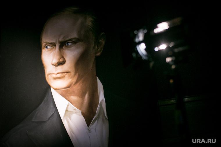 Трамп-пати в баре Union Jack. Москва, портрет путина