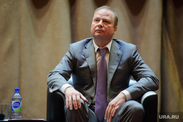 Встреча Евгения Куйвашева с партийным активом Горнозаводского управленческого округа. Нижний Тагил, шептий виктор