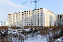 Чурилово Lake City. Челябинск, стройка, Чурилово Lake City