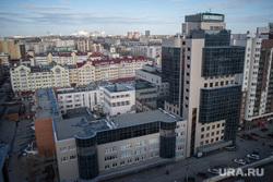 Лошагинский гараж. Екатеринбург, панорама, атомстройкомплекс