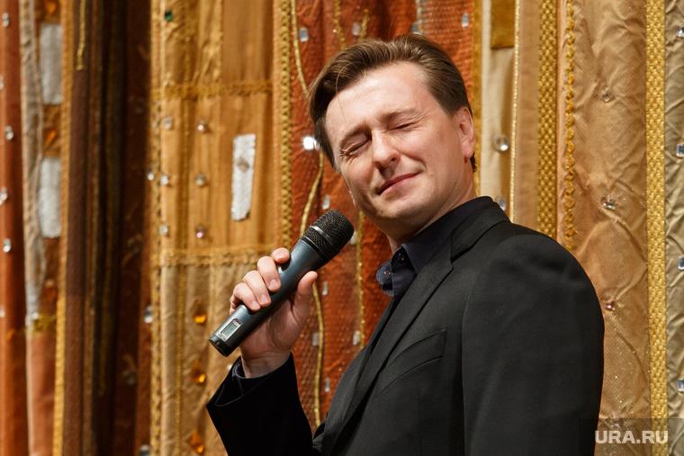 Открытие первого Уральского фестиваля российского кино. Екатеринбург, безруков сергей