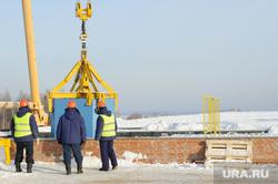 Полигон захоронения РАО. Новоуральск, контейнер, приповерхностное хранилище рао, захоронение отходов