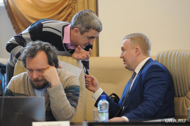 ВЧелябинске рабочая группа поТоминскому ГОКу повстречалась во 2-ой раз