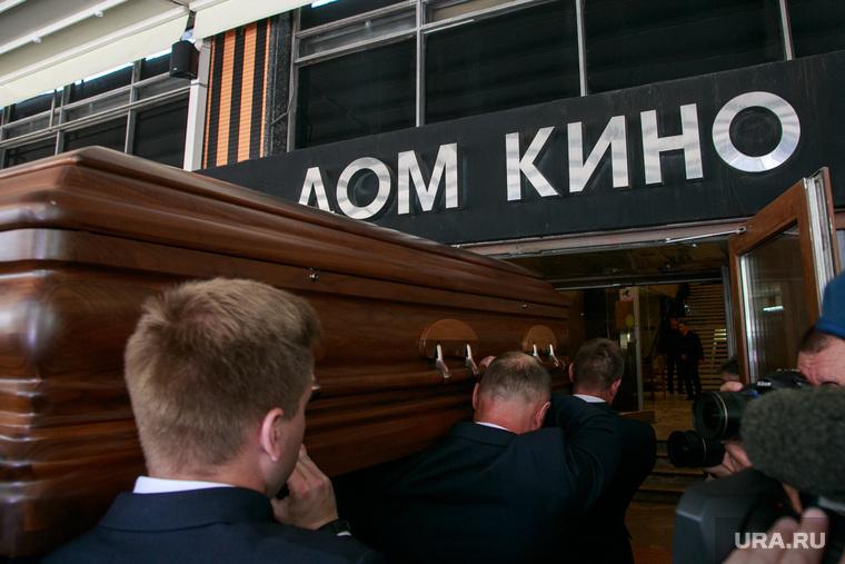Прощание с Верой Глаголевой. Москва, гроб, дом кино, похороны, похороны актера