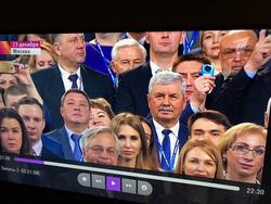 """Мякуш на съезде """"Единой России"""" в Москве. Челябинск"""