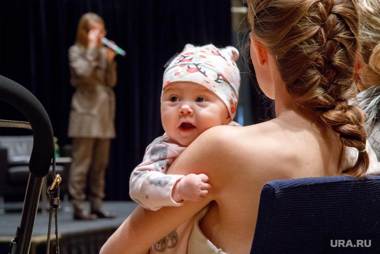 Ксения Собчак в Екатеринбурге. Встреча с электоратом и лекция для молодых мам, не публиковать!