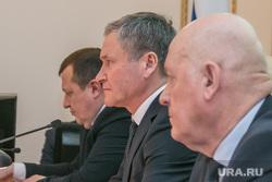Заседание Правительства Курганской области. Курган, сухнев виктор, пугин сергей, кокорин алексей