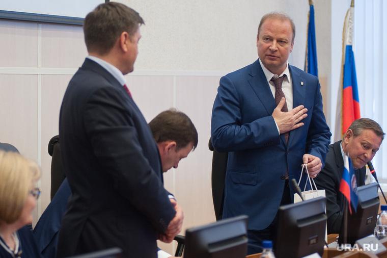 Заседание Регионального политического совета