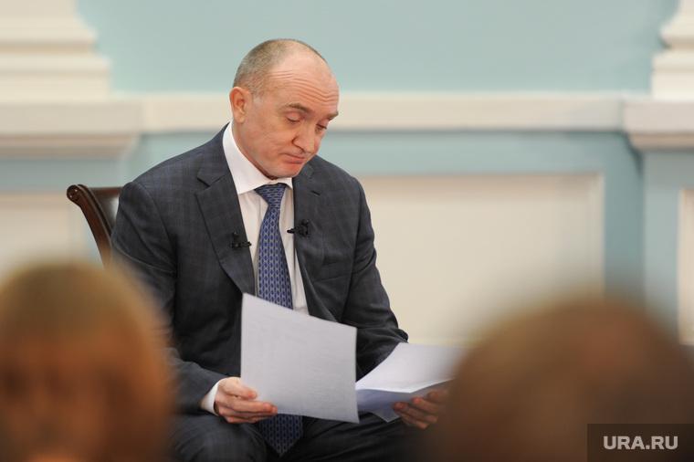 Борис Дубровский, итоговая пресс-конференция. Челябинск, дубровский борис