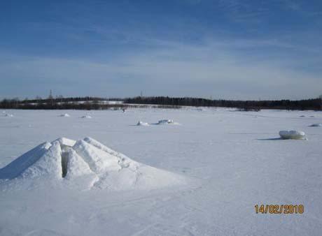 Чиркунов провел уикенд с младшим сыном. Осваивали снегоходы