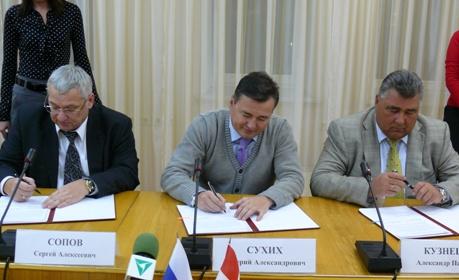 Правительство Прикамья подписало договор с «Авиализингом». Речь идет о супер-проекте