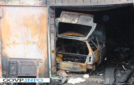 Новые поджоги в Верхней Пышме: спалили около 50 гаражей и вынесли все железное. Напротив кооператива – пункт приема металла УГМК. А полиция бездействует
