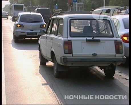 На воре и шапка горит. В Екатеринбурге горе–угонщики попали в ДТП