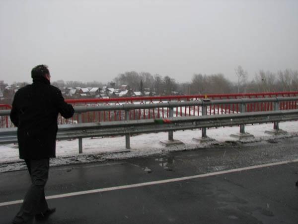 Богомолов сегодня попал под снег и почувствовал на себе пронизывающий ветер. Но это того стоило