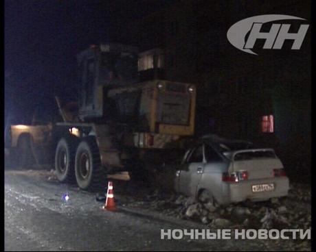 «Дважды в одну воронку». В Екатеринбурге – опять авария с участием грейдера: водитель пытался обогнать снегоуборочную технику… и погиб