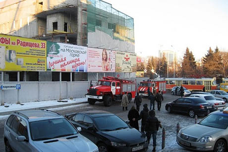 Пожар в крупнейшем торговом центре Екатеринбурга. Причина названа. Владельцы и топ-менеджеры «Гринвича» сделали заявления через «URA.Ru»