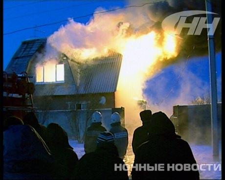 Сегодня ночью под окнами дома Тунгусова произошло ЧП. Ситуация едва не обернулась катастрофой, но приехали спасатели и…