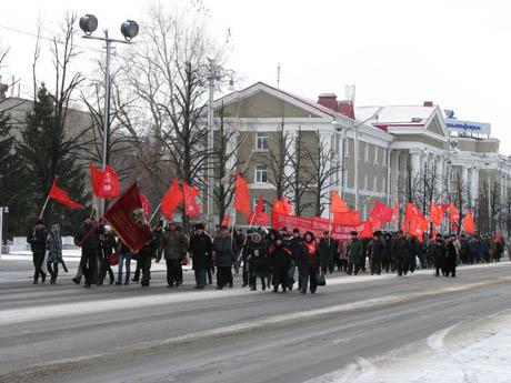 Эпидемия гриппа внесла корректировки в митинг курганских коммунистов. Кого подкосила болезнь