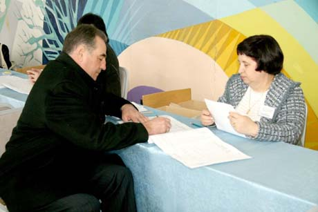 Богомолов выполнил свой гражданский долг и рассказал, за кого проголосовал