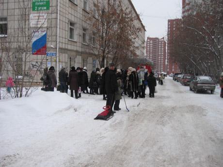 В Перми – опять пожар! На этот раз в детской больнице