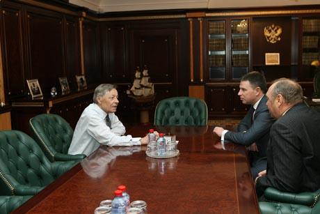 Челябинский губернатор встретился с местными миллиардерами из списка «Форбс», готовящими «событие года в России»