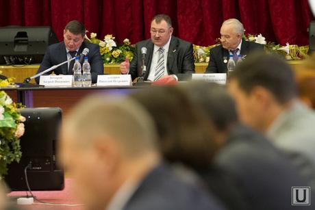 Конференция ОНФ, косарев, якушев, бочаров