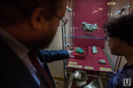 Изумрудная комната в резиденции губернатора