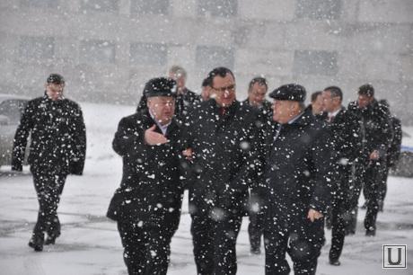 Министр сельского хозяйства РФ Николай Федоров в Кургане, федоров николай курган