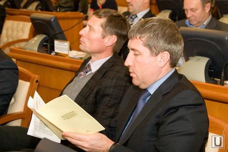 Визит министра сельского хозяйства в Курганскую область здание правительства Кург обл 18.11.2013г