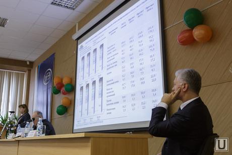 Общественные слушания по проекту бюджета Свердловской области. Екатеринбург